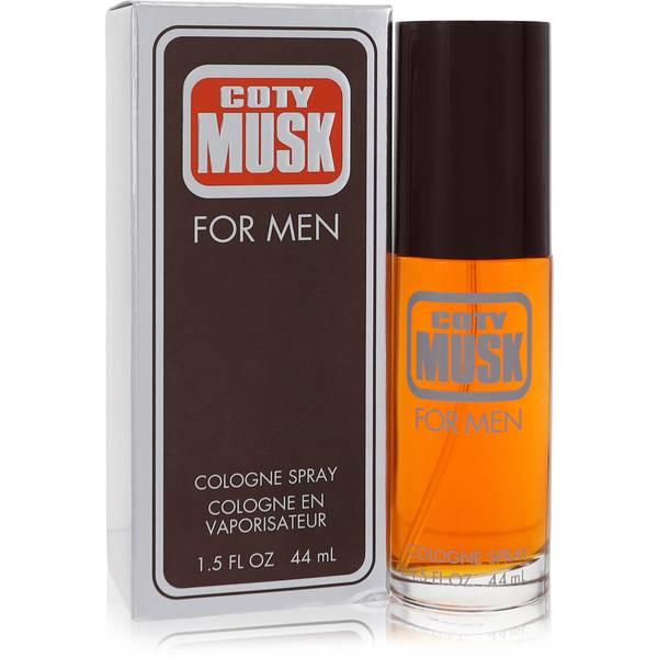 Coty Musk Cologne