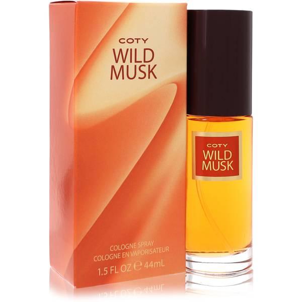 Wild Musk Perfume