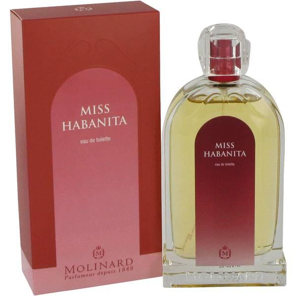 Miss Habanita Perfume
