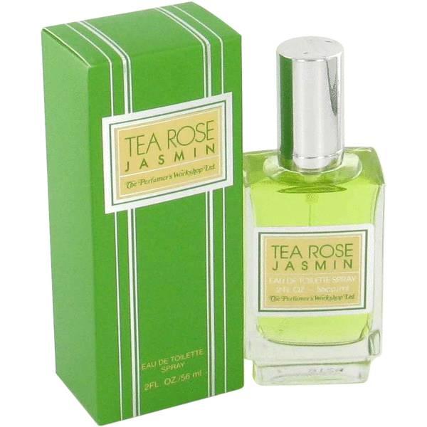 Tea Rose Jasmine Perfume