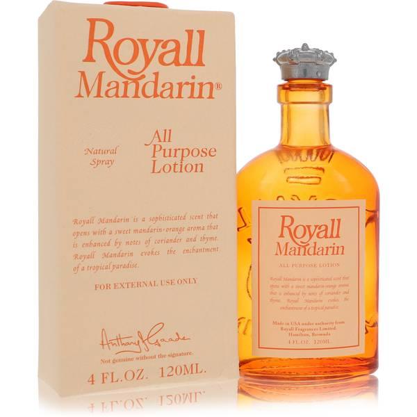 Royall Mandarin Cologne