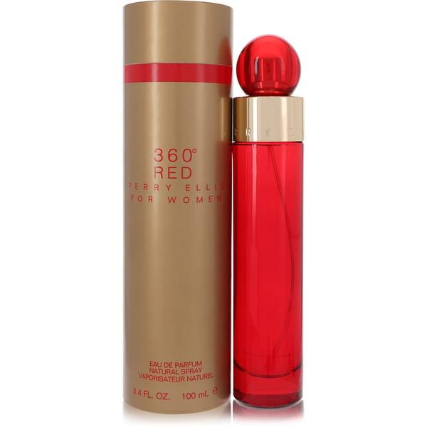 Perry Ellis 360 Red Perfume