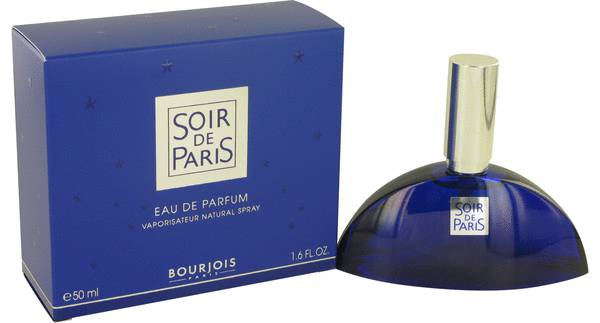 soir de paris perfume for women by bourjois. Black Bedroom Furniture Sets. Home Design Ideas