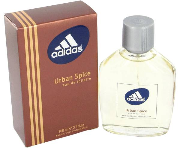 Adidas Urban Spice Cologne
