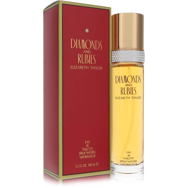 Diamonds & Rubies Perfume
