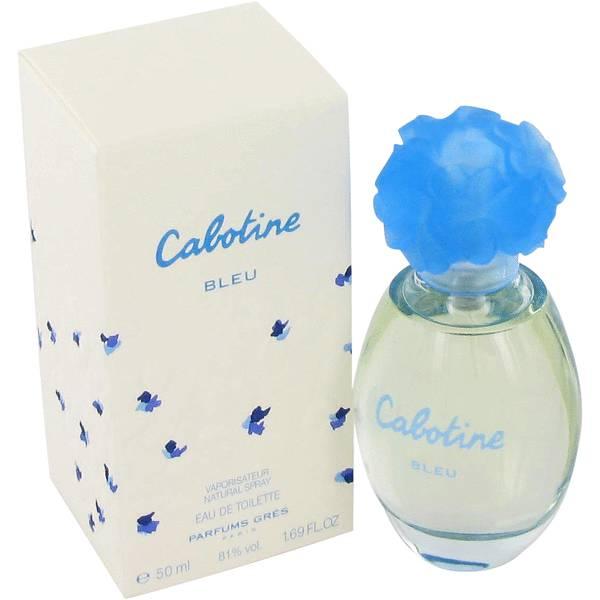 Cabotine Bleu Perfume