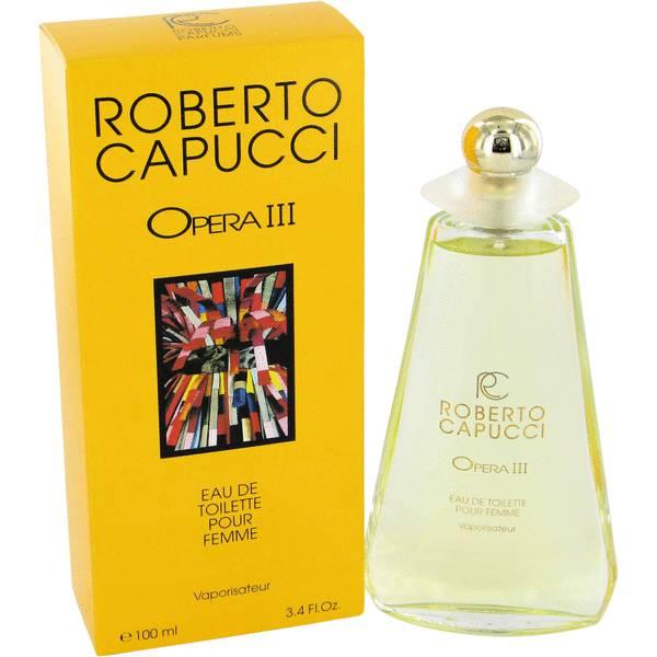 Capucci Opera Iii Perfume