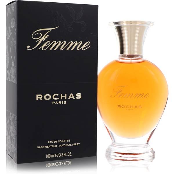Femme Rochas Perfume