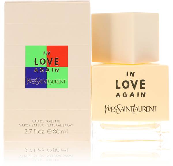 In Love Again Perfume