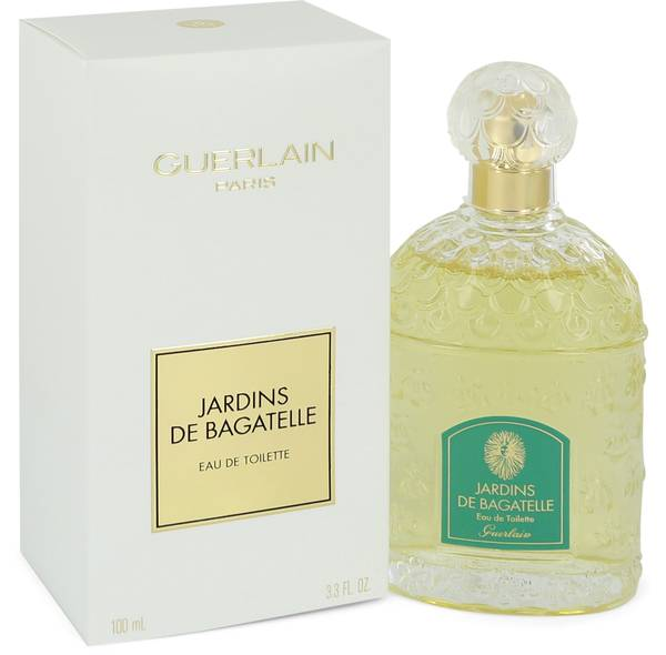 Jardins de bagatelle perfume for women by guerlain for Bagatelle jardin
