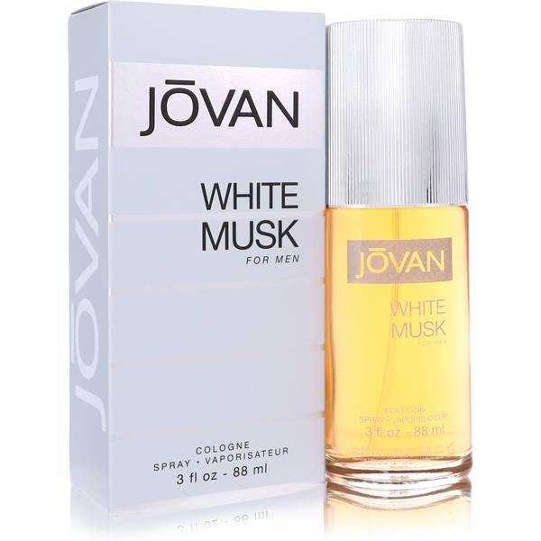 Jovan White Musk Cologne