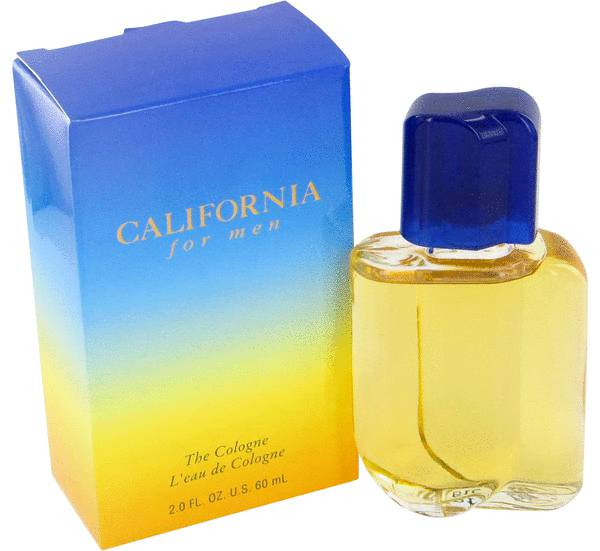 California (dana) Cologne