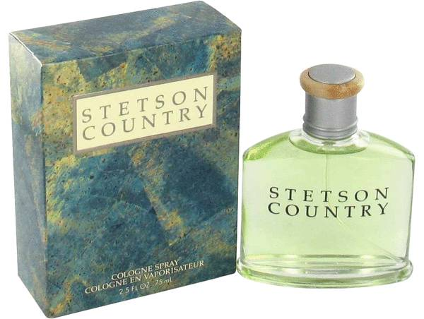 Stetson Country Cologne