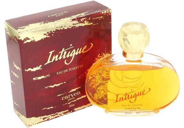 Intrigue Perfume