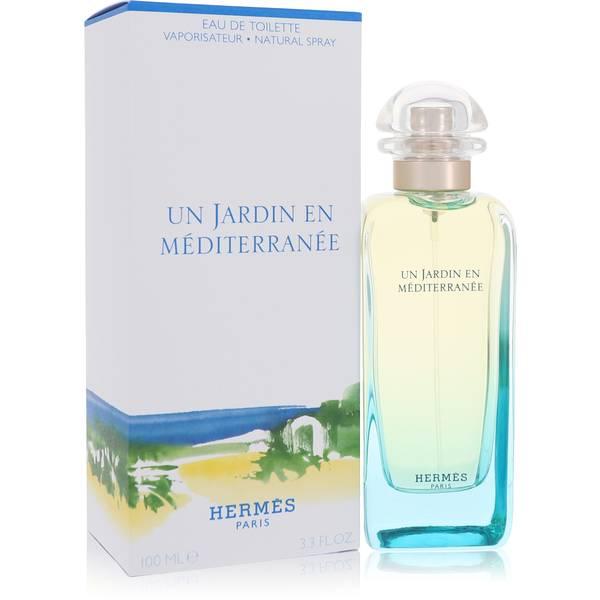Un Jardin En Mediterranee Perfume