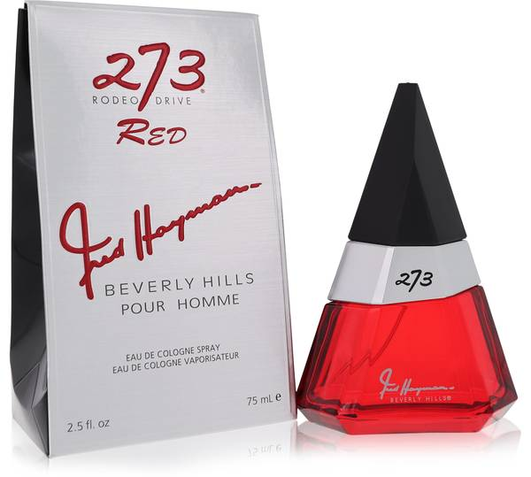 273 Red Cologne