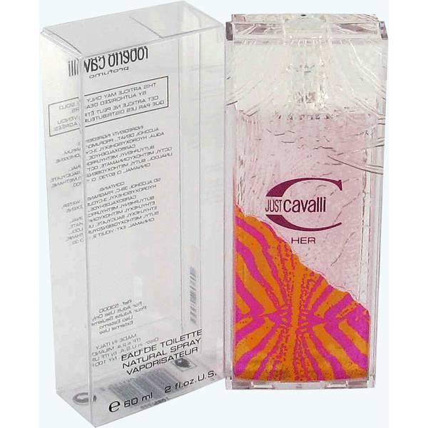 Just Cavalli Perfume