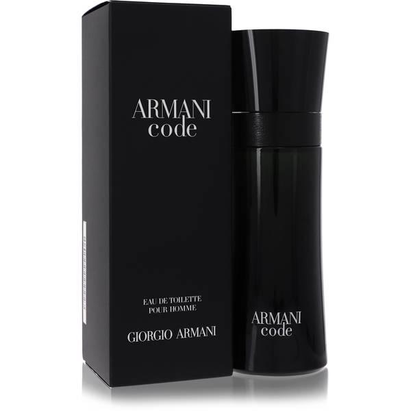 Armani Code Cologne