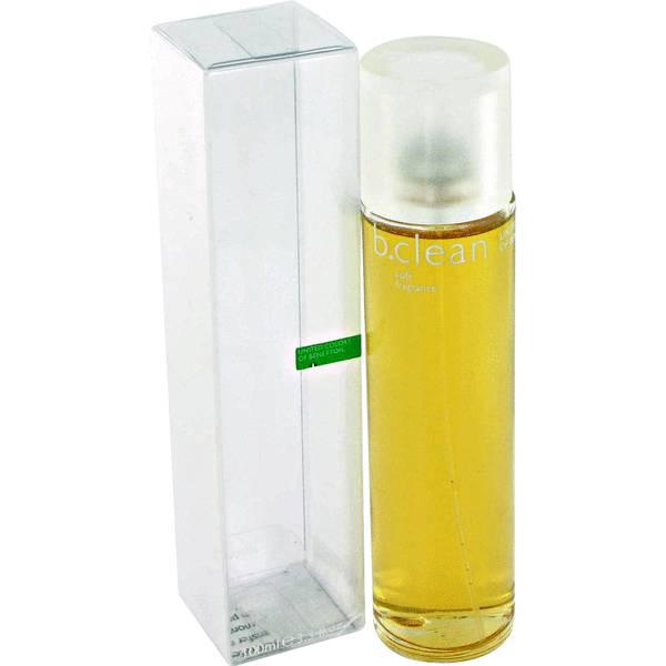 Be Clean Soft Perfume