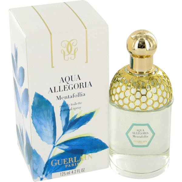 aqua allegoria mentafollia perfume for women by guerlain. Black Bedroom Furniture Sets. Home Design Ideas