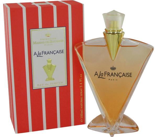 A La Francaise Perfume