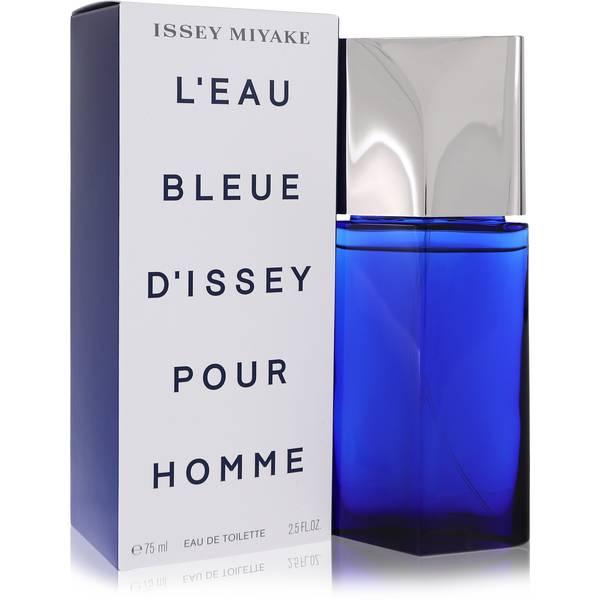 L'eau Bleue D'issey Pour Homme Cologne