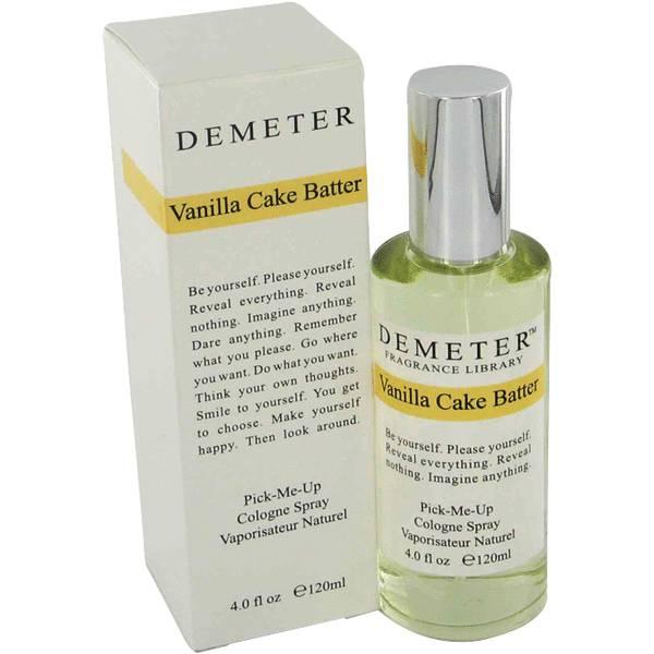 Vanilla Cake Batter Perfume