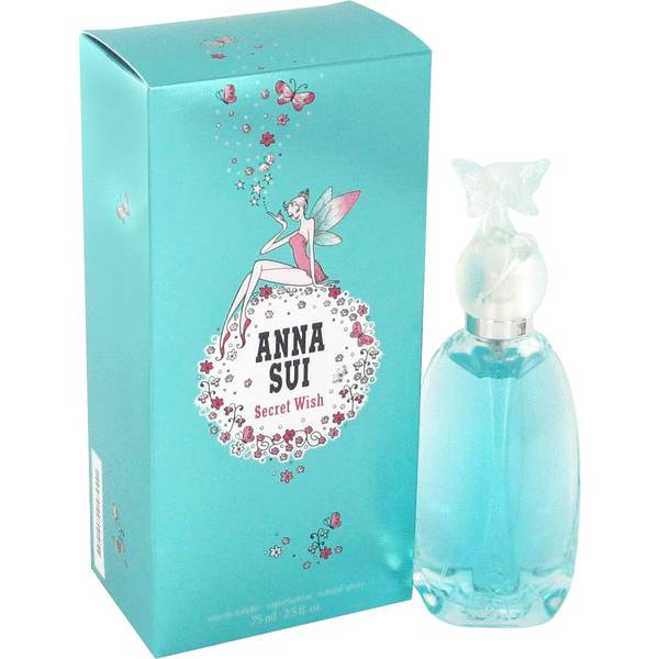 secret wish perfume for women by anna sui. Black Bedroom Furniture Sets. Home Design Ideas