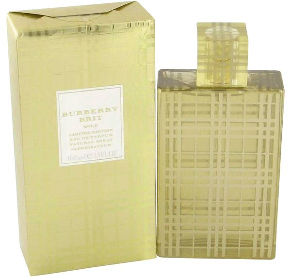Burberry Brit Gold Perfume