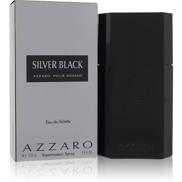 Silver Black Cologne