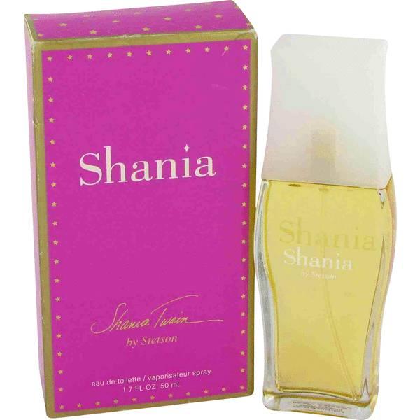 Shania Perfume