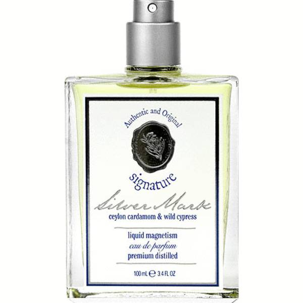Liquid Magnetism Silver Cologne