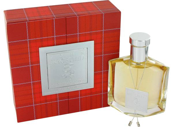 John Mac Steed Red Cologne