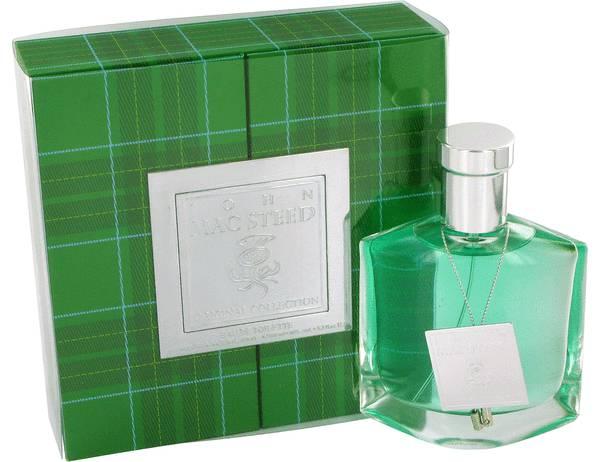 John Mac Steed Green Cologne