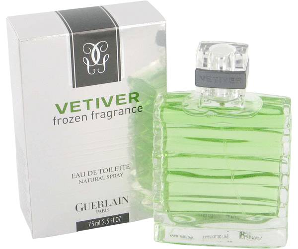 Vetiver Frozen Cologne