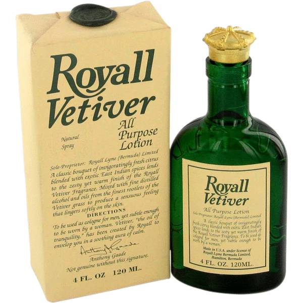 Royall Vetiver Cologne