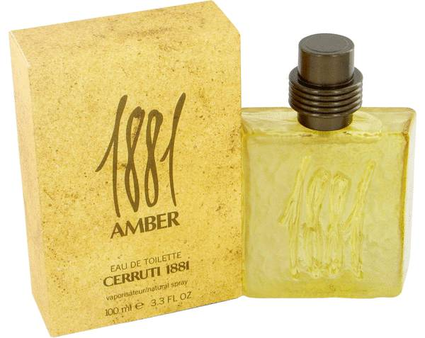 1881 Amber Cologne