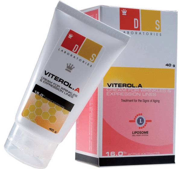 Viterol.a Face Perfume
