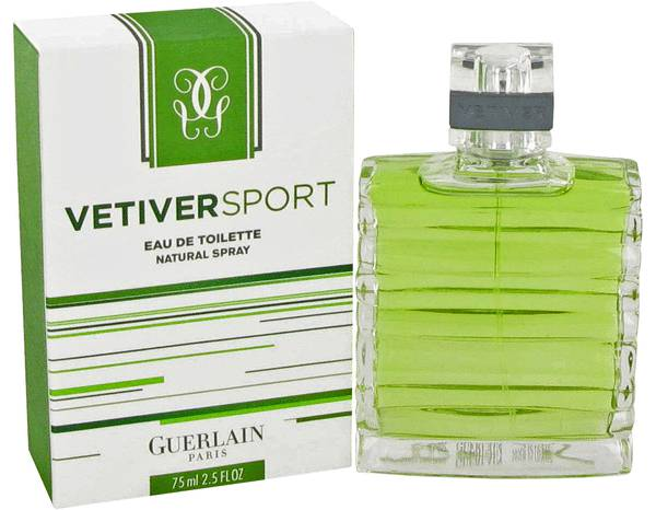 Vetiver Sport Cologne