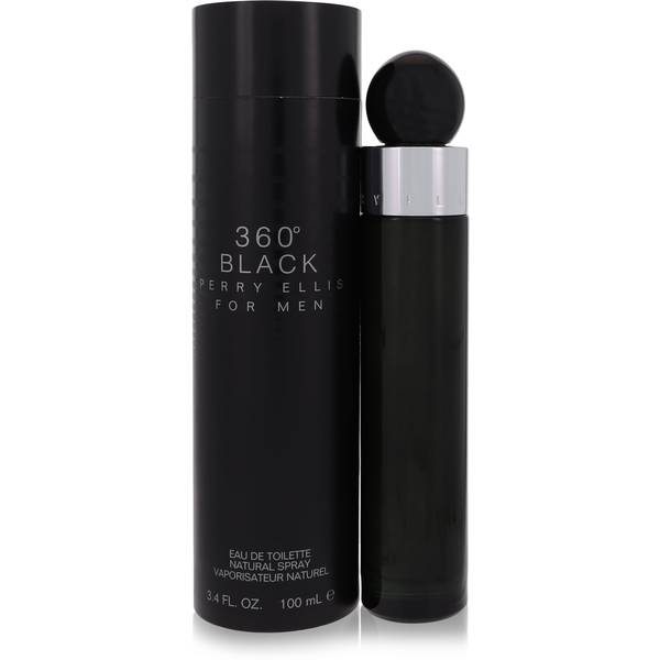 Perry Ellis 360 Black Cologne