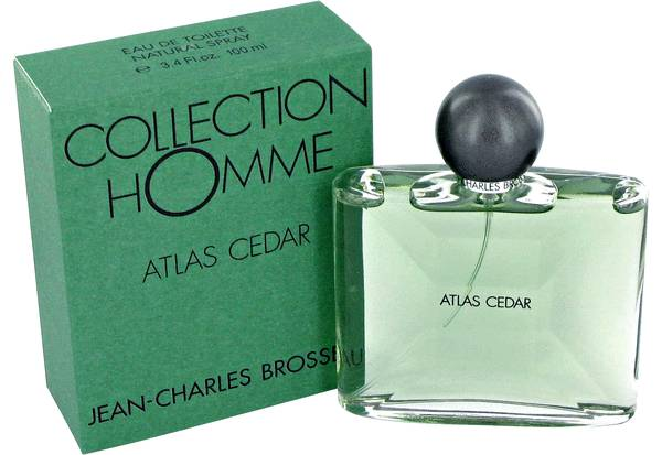 Atlas Cedar Cologne