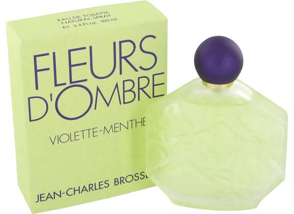Fleurs D'ombre Violette-menthe Perfume