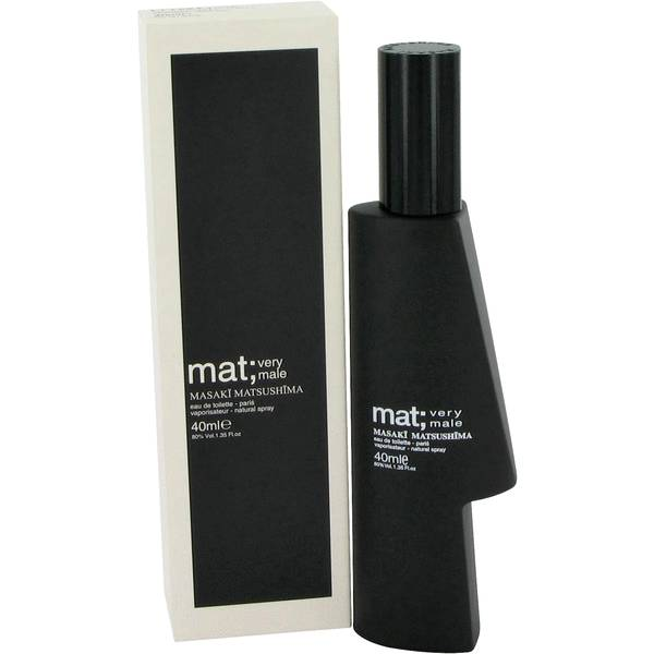 Mat Very Male Cologne
