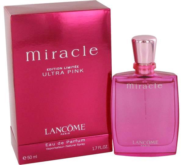 Miracle Ultra Pink Perfume