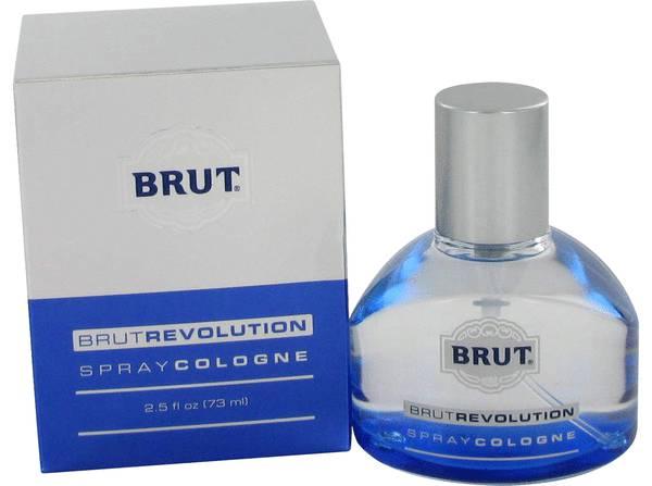 Одеколон Faberge Brut Revolution для мужчин