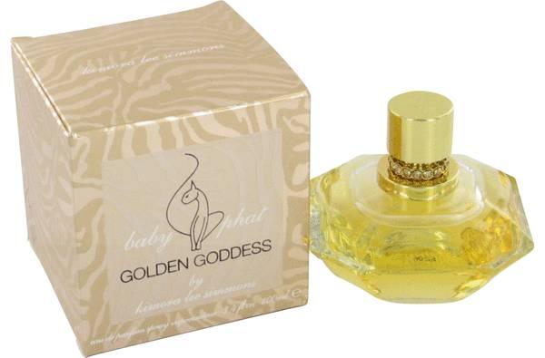 Golden Goddess Perfume