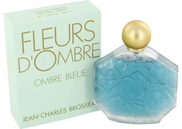 Fleurs D'ombre Bleue Perfume