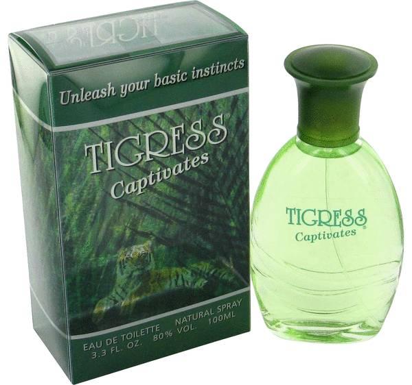 Tigress Captivates Perfume