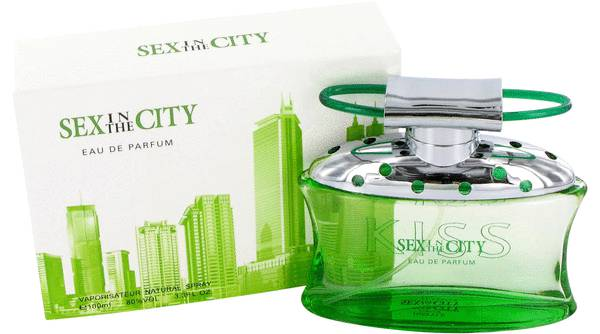 Sex In The City Kiss Perfume