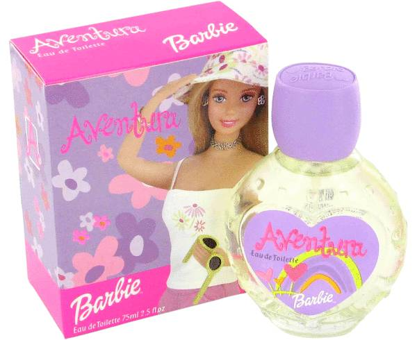 Barbie Aventura Perfume